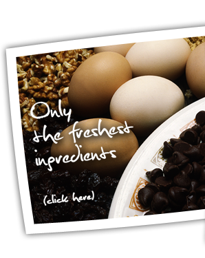 Only the freshest ingredients - click here